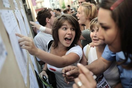 Bac : le taux de réussite s'élève à 76,1% dans l'Académie de Lyon, avant les rattrapages