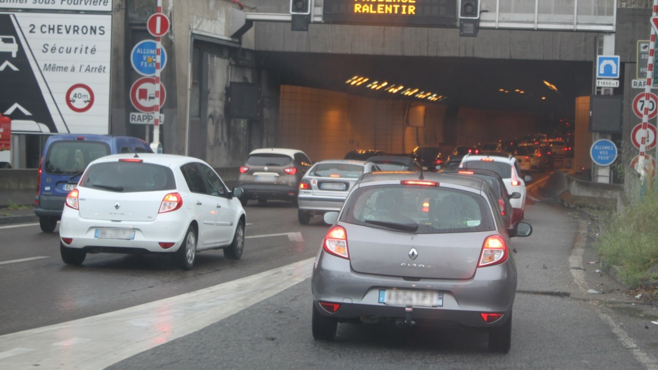 Agglomération de Lyon : les routes seront noires de monde ce week-end