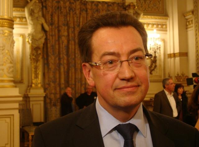 Cantonales : la réaction de Philippe Cochet, président de l'UMP du Rhône - VIDEO