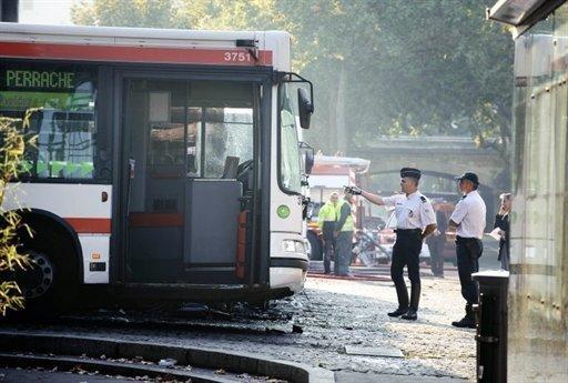 Sécurité: Les transports lyonnais n'ont pas attendu Hortefeux