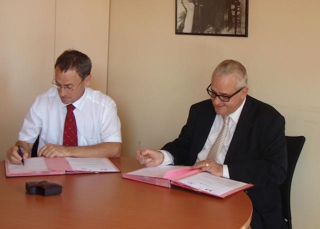 Protocole d'accord entre la direction interrégionale des services pénitentiaires de Lyon (DISP) et la direction régionale de l'alimentation, de l'agriculture et de la forêt Rhône-Alpes (DRAAF)