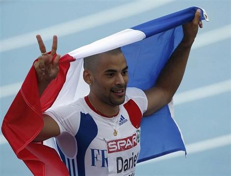 Championnats d'Europe d'athlétisme : Garfield Darien en argent au 110 mètres haies