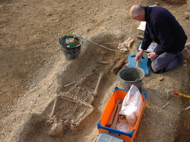 Dotée de 600 sépultures, Lyon a découvert sa plus grande nécropole