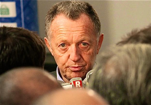 "OL : Aulas veut ""amortir"" la taxe Hollande"