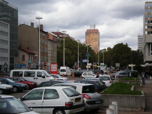 La rue Garibaldi réhabilitée dès 2012