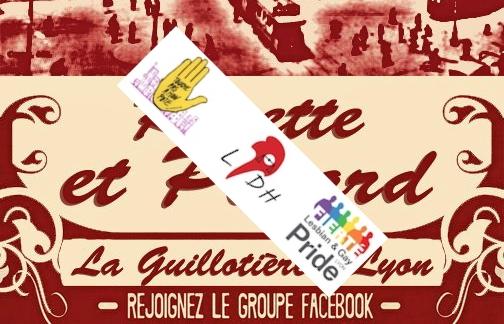 La polémique enfle autour de l'apéro «Rosette-Pinard» de Lyon