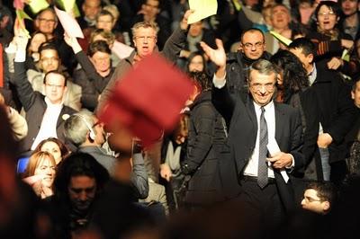1500 personnes au Transbordeur pour soutenir Jean-Jack Queyranne