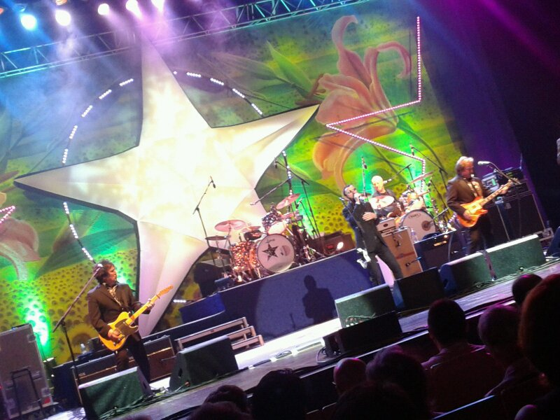 Un Beatles était en concert samedi à Lyon