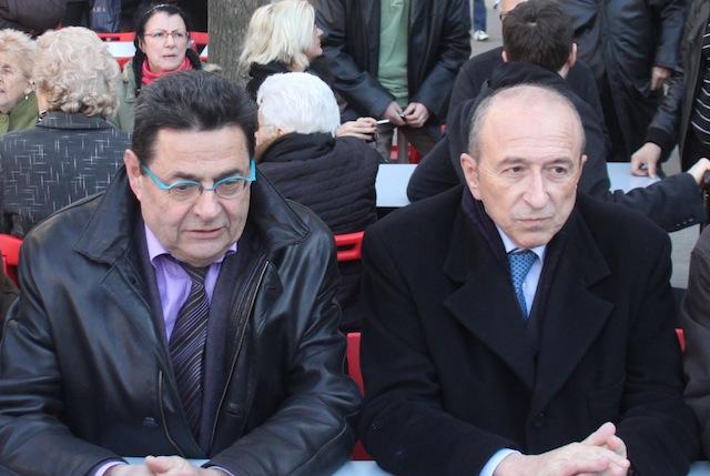 Libération d'Hervé Guesquière et Stéphane Taponier : les réactions de Bret et Collomb