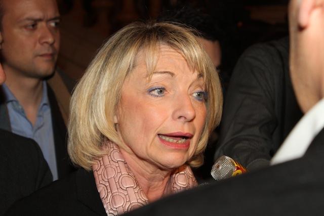 """Françoise Grossetête : """"Je serais une opposante déterminée"""""""