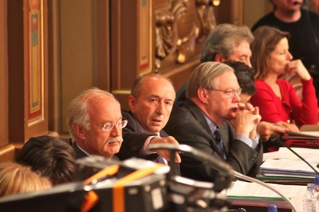 Conseil municipal : le budget primitif 2011 validé