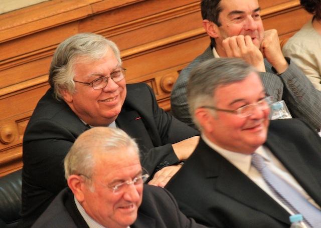 Pierre Jamet nommé à la Cour des Comptes