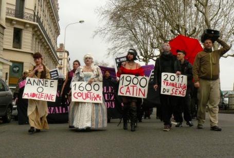 Répression du racolage : les prostituées de Gerland dans la rue ce mercredi