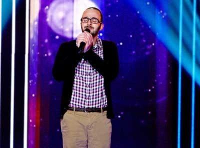 The Voice : Le lyonnais Jhony Maalouf est sur la bonne voix