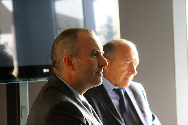 La Sacvl notée A par Standard & Poor's : Collomb s'offre un argument béton pour la campagne