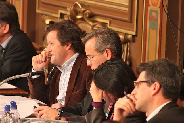 Présidentielles 2012 : Rudigoz et Vesco feront campagne pour Hollande