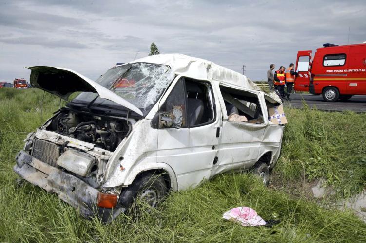 La route fait encore deux morts à Condrieu