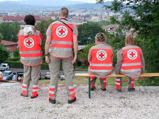 7 jours de quête pour la Croix-Rouge