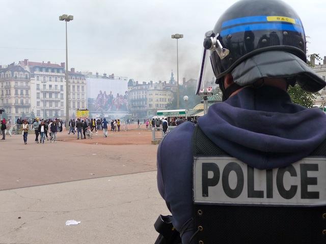 Violences urbaines : la Police tire la sonnette d'alarme