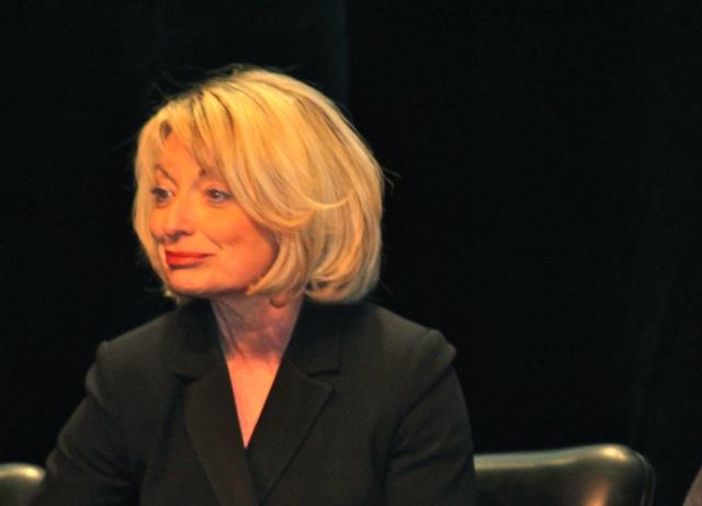 Françoise Grossetête ne décolère pas