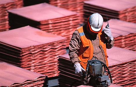 Six mois de prison ferme pour 420 kilos de cuivre