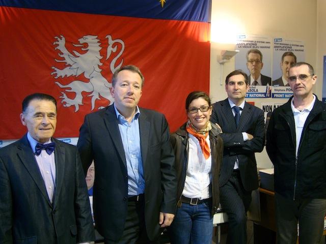 Qu'attendre d'hypothétiques élus FN au Conseil général du Rhône ?