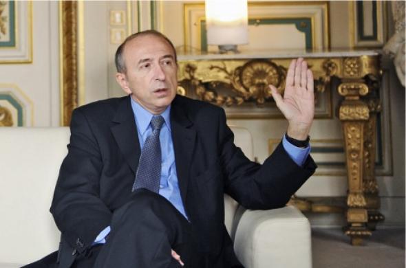 Quand Sarkozy drague Collomb !