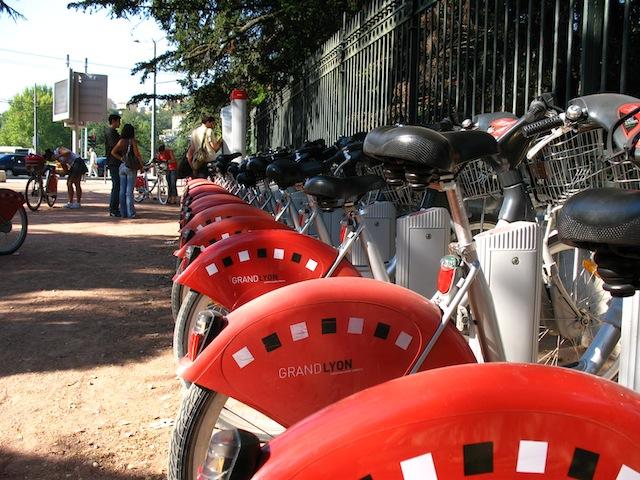 La Ville et le Grand Lyon célèbrent ce week-end les 5 ans du Vélo'V