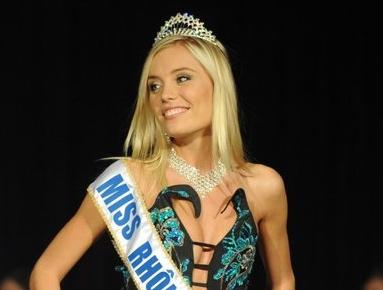 Virginie Dechenaud représentera la France au concours Miss Monde 2010