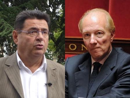 Jean-Paul Bret s'oppose à Brice Hortefeux
