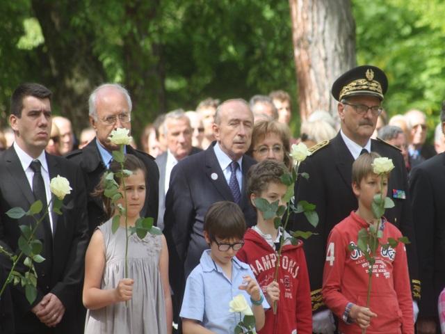 Lyon commémore le 8 mai 1945 au parc de la Tête d'Or
