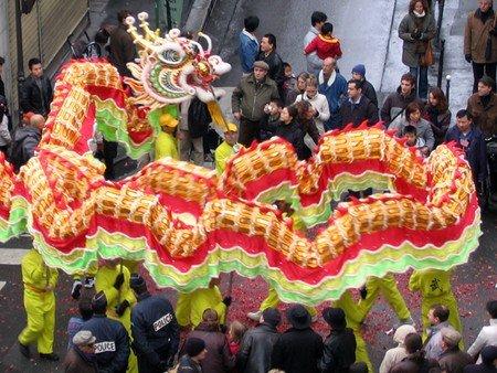 La Guillotière a célébré l'année du tigre