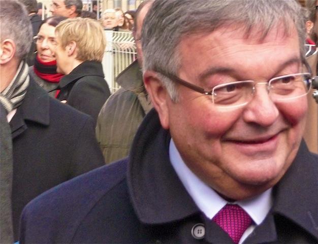 Michel Mercier a rencontré les syndicats de magistrats
