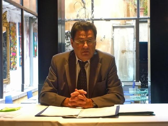 Municipales 2014 : Jean-Paul Bret inaugure déjà sa permanence villeurbannaise