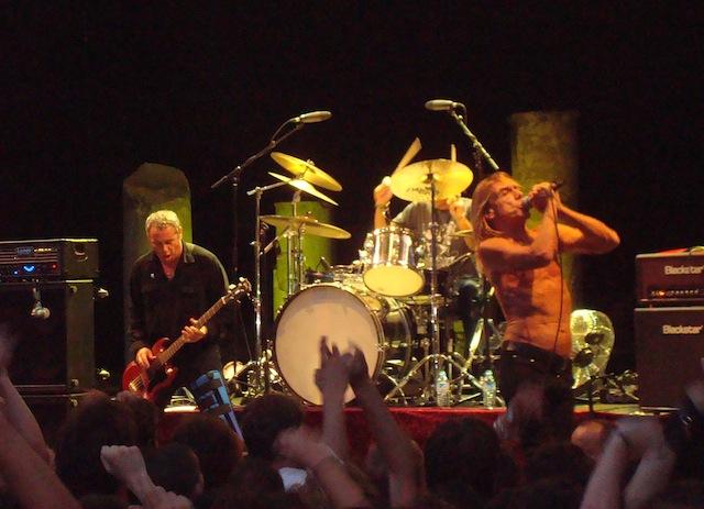 Iggy Pop & The Stooges : Fourvière s'en souviendra !