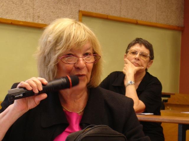 Législatives 2012 : Pascale Crozon (PS) sera candidate à sa réélection