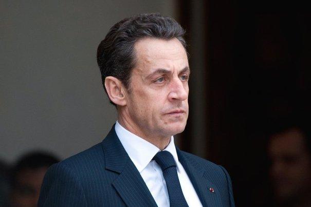 Nicolas Sarkozy à Lyon le 5 janvier