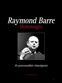 Hommages à Raymond Barre