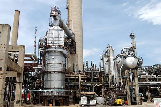 Grève à la raffinerie de Feyzin depuis lundi