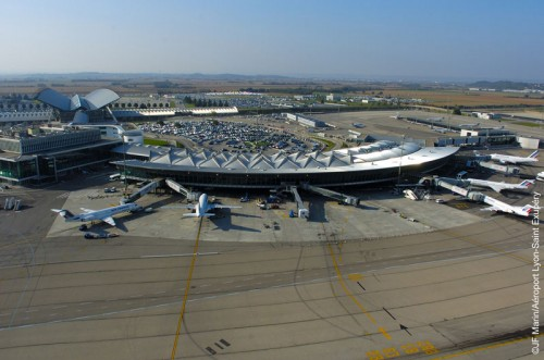 L'aéroport Saint-Exupéry est à vendre