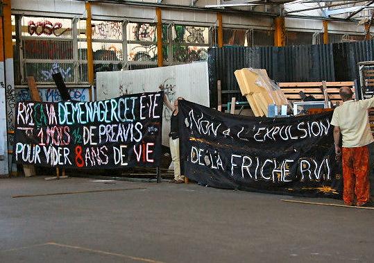 L'avenir des Frichards se dessine hors de Lyon?