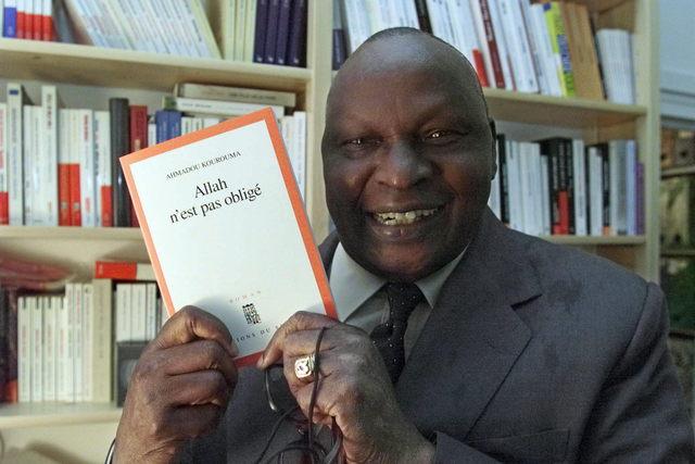 Inhumé à Lyon, le corps de l'écrivain Ahmadou Kourouma sera rapatrié en Côte-d'Ivoire