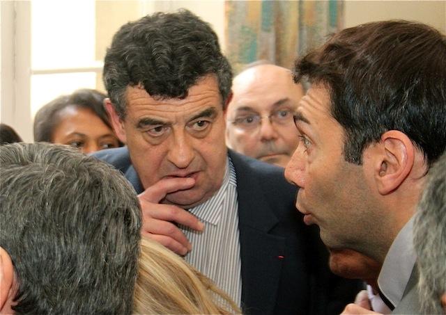 Thierry Philip annonce la fin du «consensus mou» au Conseil général du Rhône