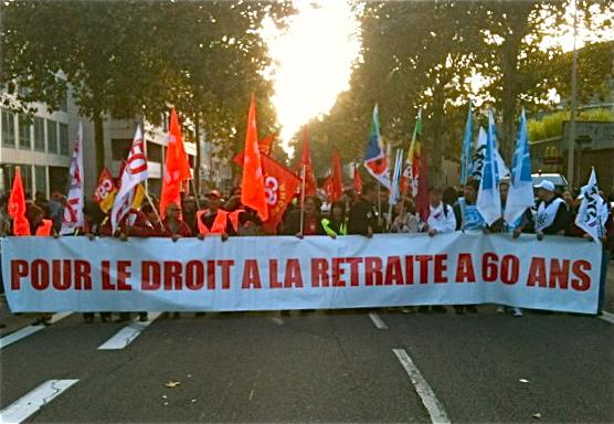 Entre 18 500 et 45 000 personnes dans les rues de Lyon contre la réforme des retraites