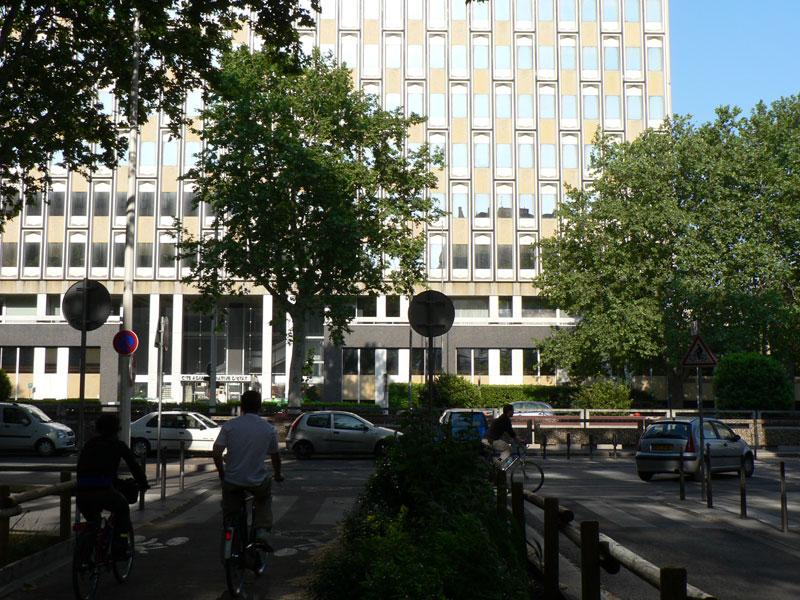 La SNCF laisse la place au ministère de l'écologie