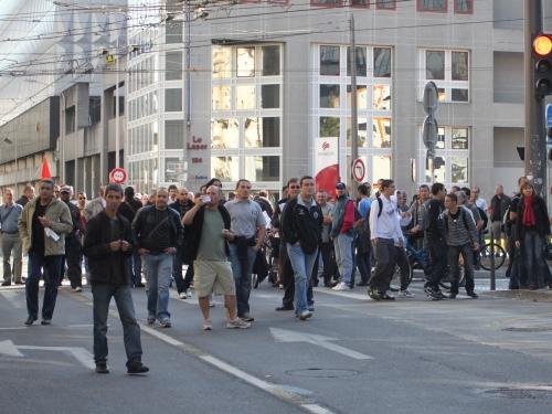Grève TCL : La suite du mouvement décidée jeudi