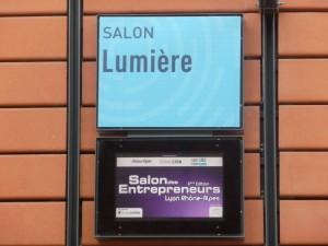 Le Salon des Entrepreneurs de Lyon ne connaît pas la crise