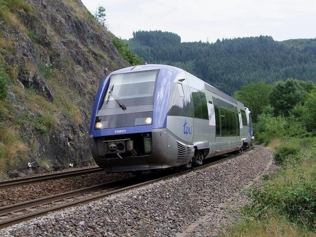La ligne TER Saint-Etienne / Roanne interrompue jusqu'à jeudi