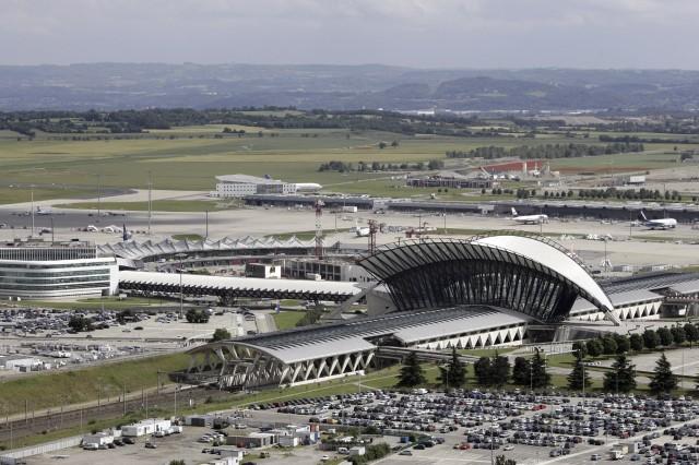 60% des vols devraient être assurés mercredi à Saint-Exupéry