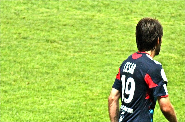 OL : l'ancien Lyonnais Delgado au Mondial des Clubs